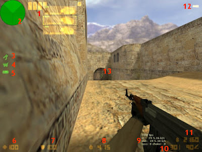 Maps pcfull english with bots game download counter final strike 1.6