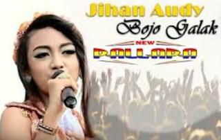 Jihan Audy Bojo Galak Mp3