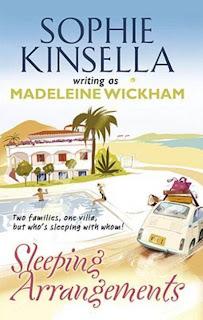 News: Quem vai dormir com quem? de Madeleine Wickham. 13
