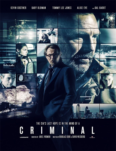Ver Criminal (Mente implacable) (2016) Online