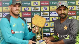 Today Match Prediction Australia vs Pakistan 1st T20