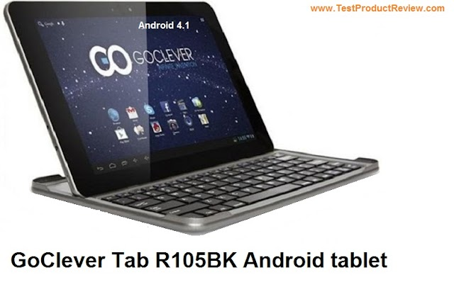 GoClever Tab R105BK Android tablet review