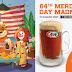 好康来咯!A&W 在2021年8月31日国庆日推出优惠!Root Beer 饮料只需RM1!还有特价售限量版玻璃杯!