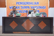 Polda Sulsel Melaksanakan Sosialisasi Wabah Tanpa Vaksin Tahun 2019