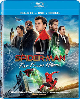 Spider Man: Far from Home (2019) 720p BluRay x264 ESubs ORG
