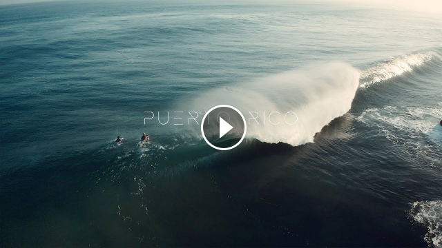 Hurricane Surf Puerto Rico Recap Episode 1