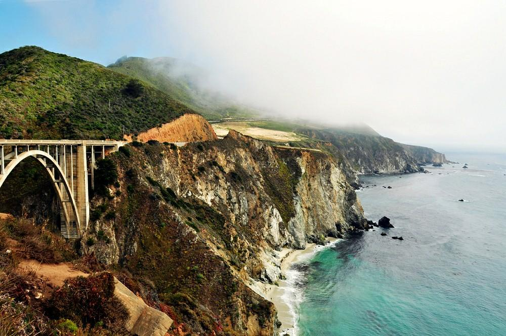 California Coast Pacific Highway
