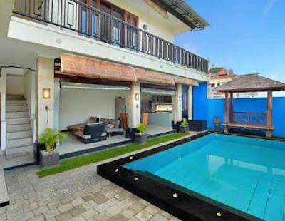 Dijual Villa Moyo Pedungan Bali
