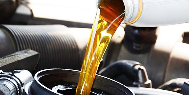 nhập khẩu dầu nhờn