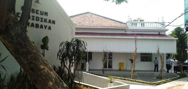 Peresmian Museum Pendidikan, Kado Surabaya Pada Hari Guru Nasional