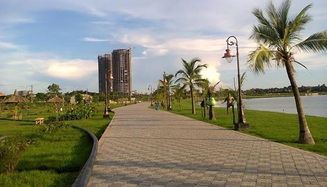 Eco-Park Kolkata, the best places to visit in Kolkata.