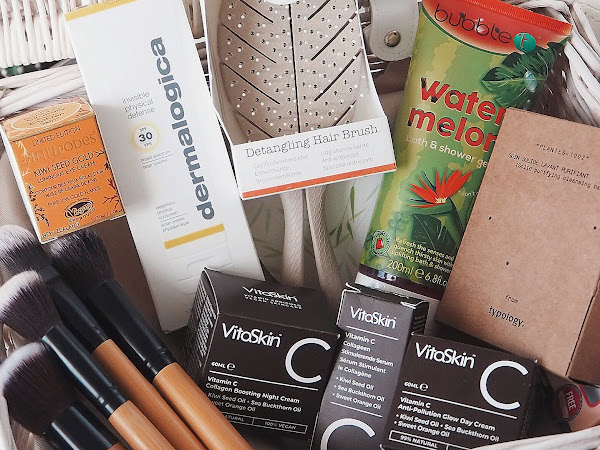Win a Vegan Beauty Bundle worth over £200!