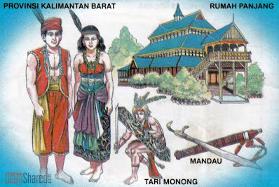 Provinsi Kalimantan Barat KALBAR