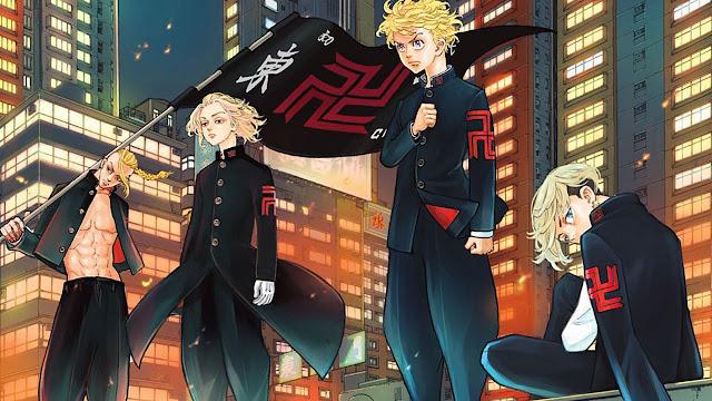 Mangá de Tokyo Revengers tem mais de 25 milhões de cópias em circulação