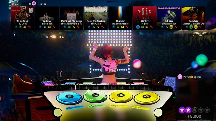 FUSER Review DJ scene