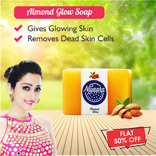 Niyaara Almond Glow Soap