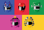 """Bakemono Sentai Halloweenger- """"Night 11: Cabeças vão rolar."""" Parte 1"""