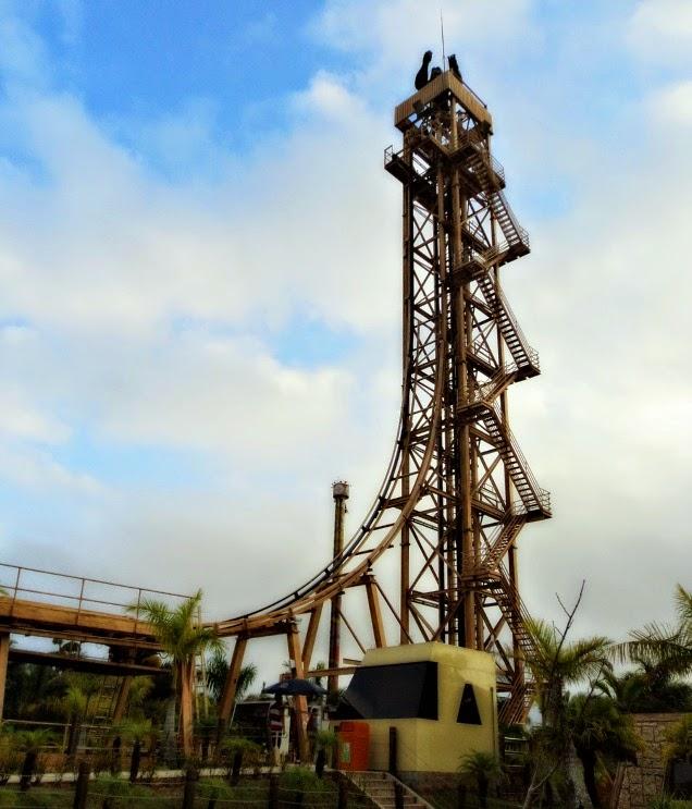Torre do Terror no Beto Carrero World