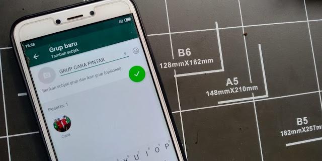 Berikut ini cara membuat grup whatsapp beserta pengaturannya lengkap kami berikan tutorialnya untuk kamu.