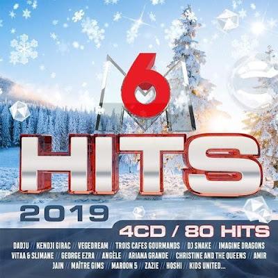M6 Hits 2019 4CD Mp3 320 Kbps