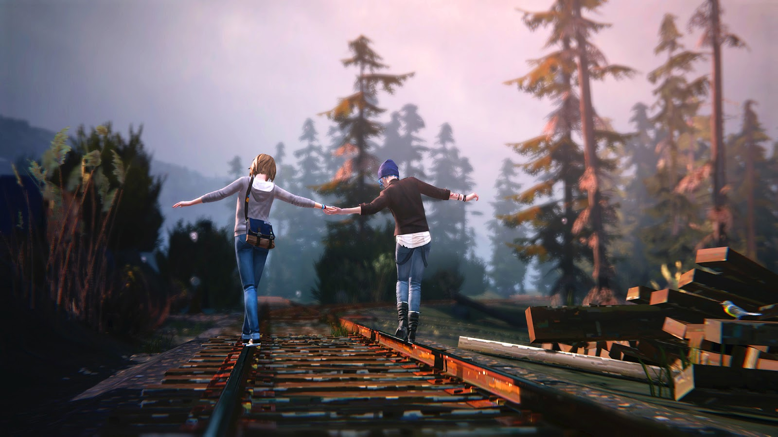 life is strange review, life is strange ps4 review, girly gaming, life is strange game review, games for girls, girl games