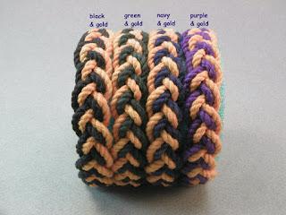 #ropebracelet #handmade #turkshead #knot