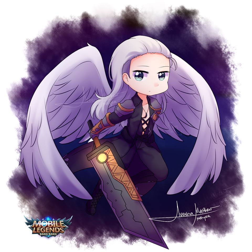 50 Fanart Chibi Mobile Legends By Averina Matthew Metyuu Irumira