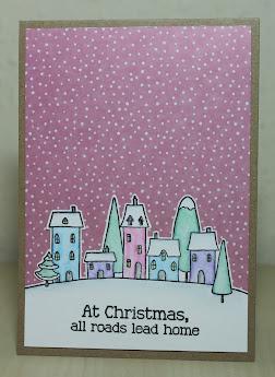 Christmas Card Tally 2021
