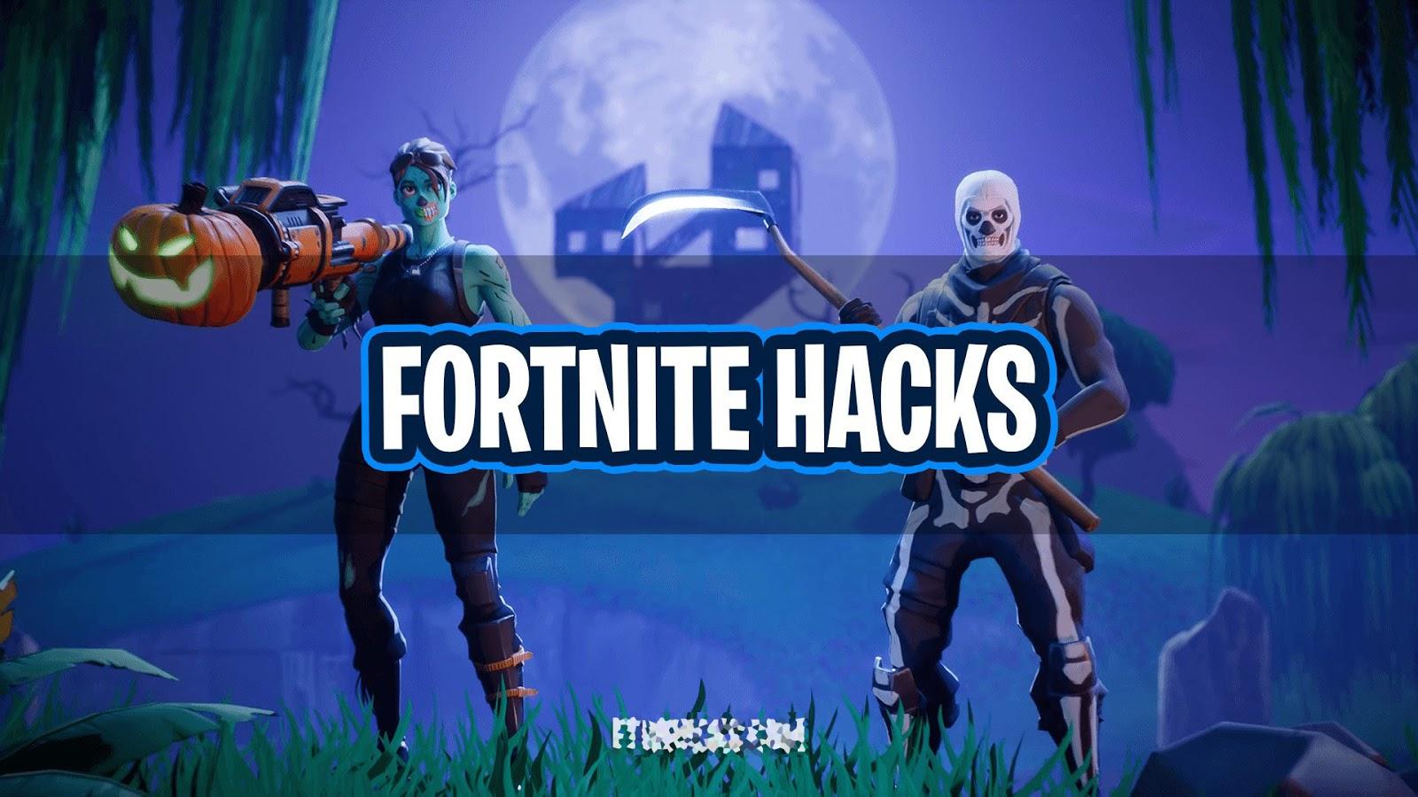 Fortnite Hack Aimbot And V Bucks Hack