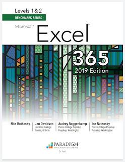Benchmark Series: Microsoft Excel 365 Levels 1 and 2