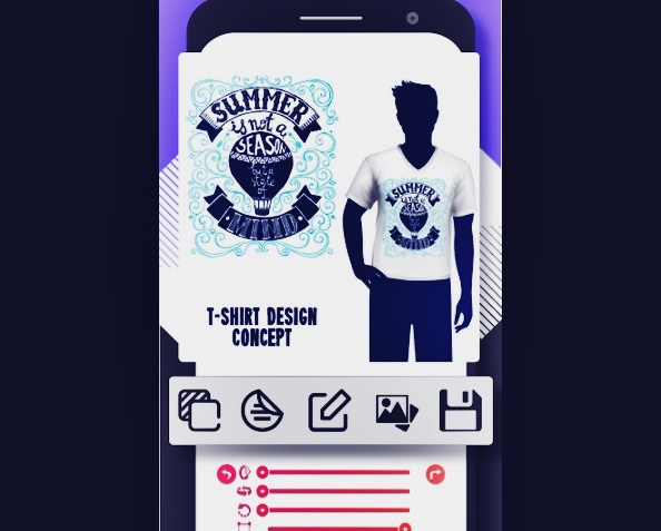 Clothes & Shirt Design