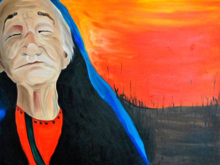 Американский художник. Rita Bolla