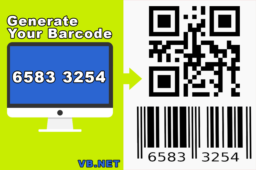 How To Create Barcode In Visual Studio - How-To Tutorials