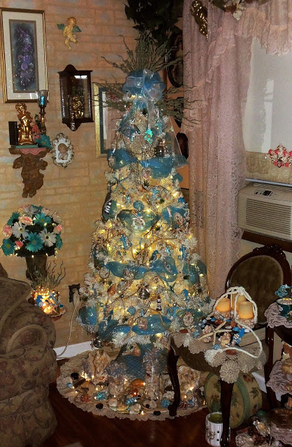 "My Summer ""Under the Sea"" Tree, 2017"