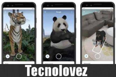 Google animali 3D - Ecco come usarli e quali sono disponibili