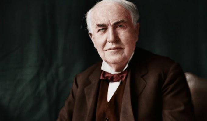 Carta do professor de Thomas Edison para sua mãe