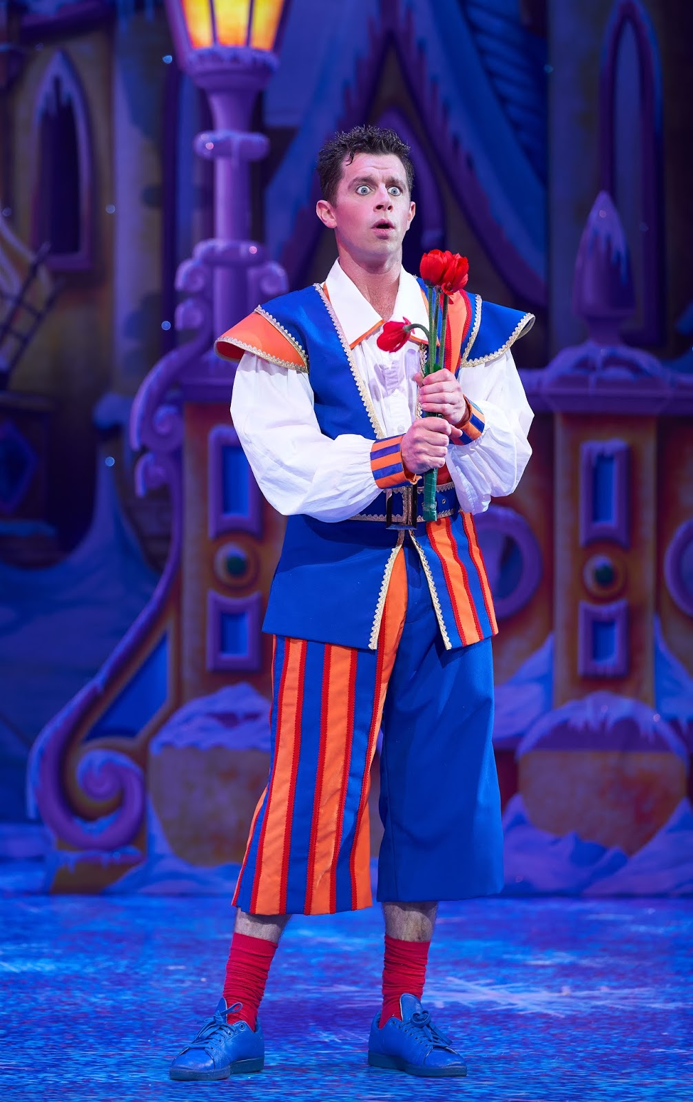 Newcastle Theatre Royal Pantomime - Beauty and the Beast Danny Adams