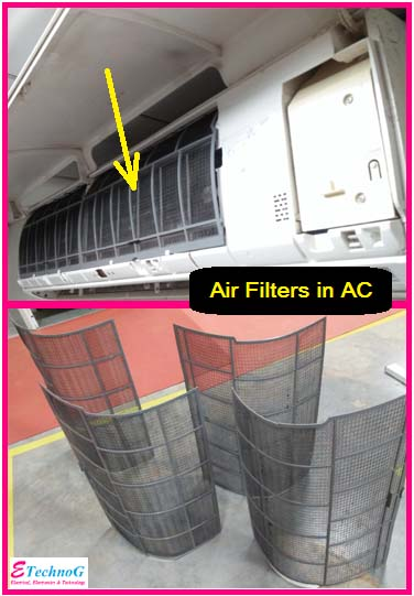 air conditioner air filters