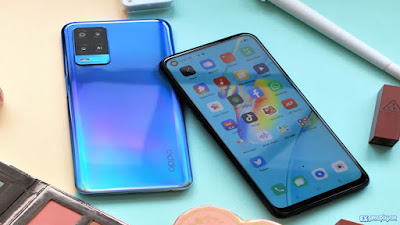 Oppo A54 Review - Specification