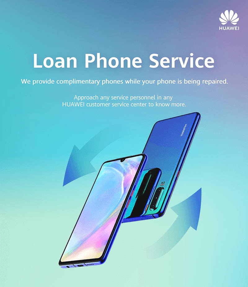 """Huawei Philippines announces """"Loan Phone Service"""""""