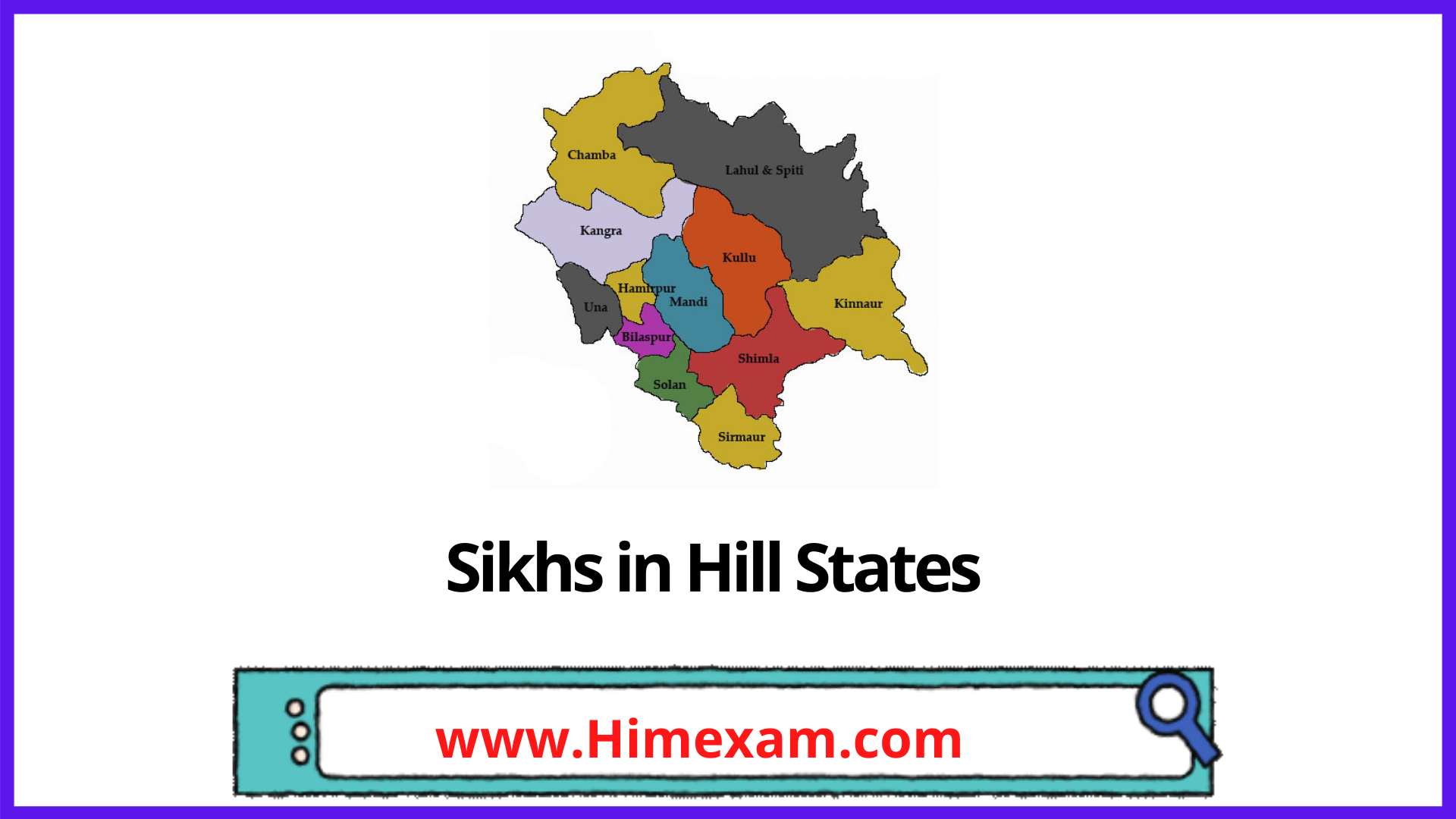 Sikhs in Hill States