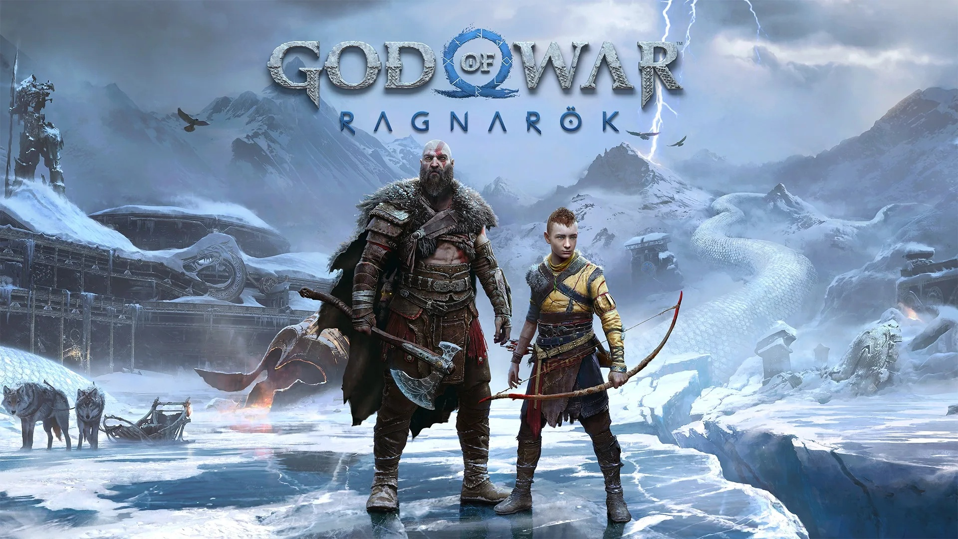 God of War Ragnarok finalmente gameplay, o novo trailer incrível