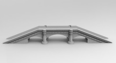 STRETCH GOAL £9000 LOCKED EURO STYLE BRIDGE (SECTIONED SO YOU CAN EXPAND IT TO YOUR OWN LENGTH) picture 1