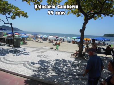 55 anos de Balneário Camboriú