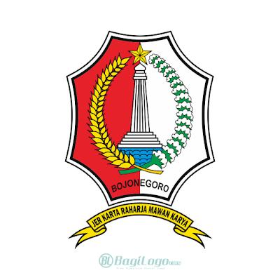 Kabupaten Bojonegoro Logo Vector