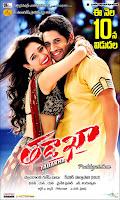 Tadakha (2013) Dual Audio [Hindi-Telugu] 720p HDRip Free Download