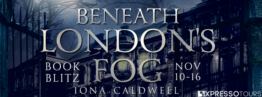 Blitz: Beneath London's Fog by Iona Caldwell + Giveaway