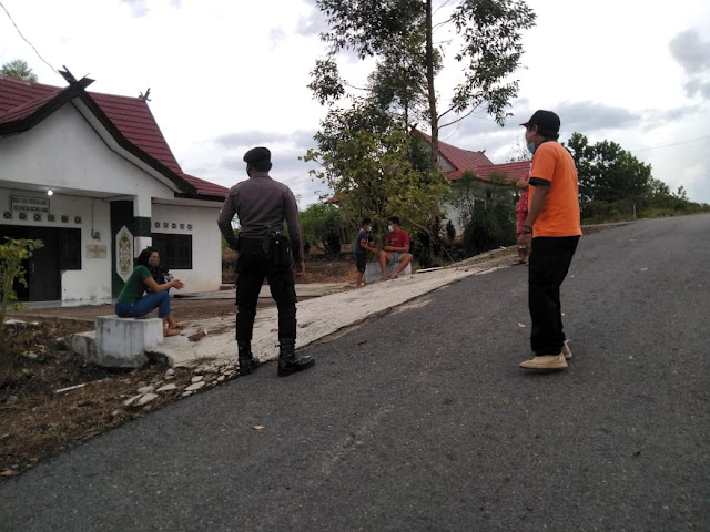 Mes Desa Tempat Perawatan Pasien Covid 19 Di Jaga Tni Polri
