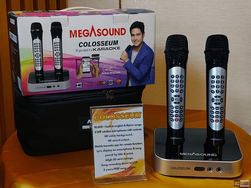 MegaSound Smart Pro announces new videoke machines for 2019!