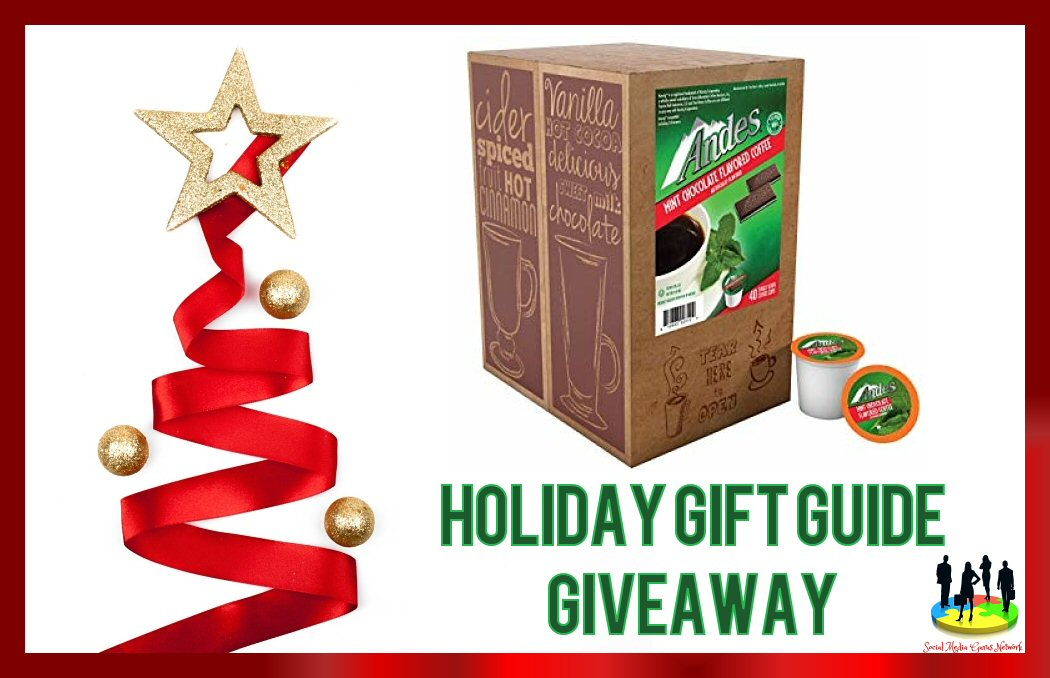Andes Mint Chocolate Coffee Giveaway